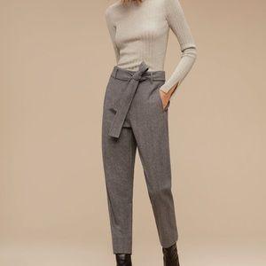 Wilfred Herringbone Pants (0)